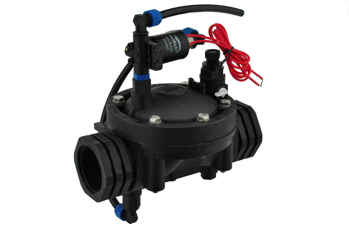 1 1/2 Inch 3 Way Irrigation Control Valve