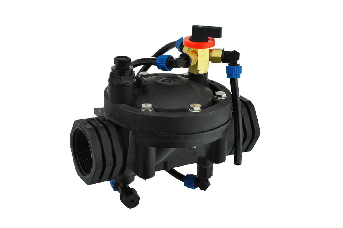 1 1/2 Inch Manually Water Control Valve Valve