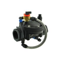 plastic valve with hand switch
