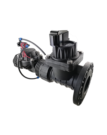 Intelligent Water Meter Valve Series